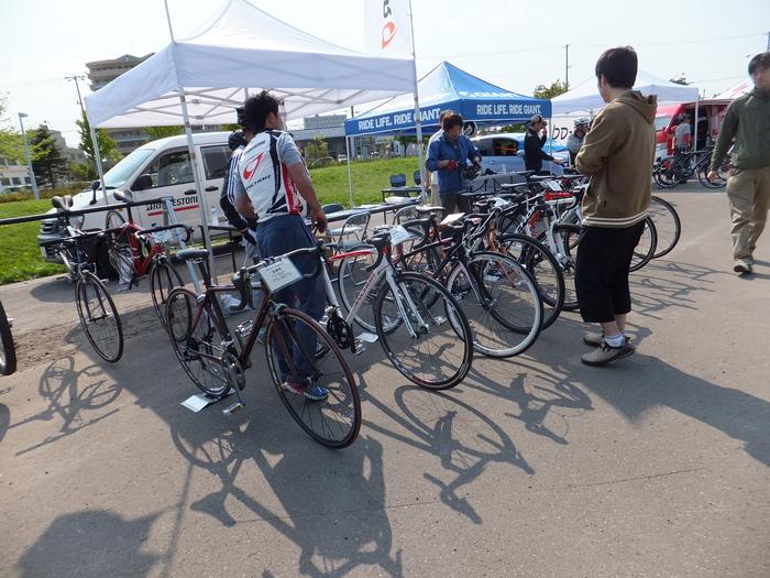 2012 北海道スポーツサイクルフェスティバル in つどーむにイコー! 2日目_c0226202_19341115.jpg