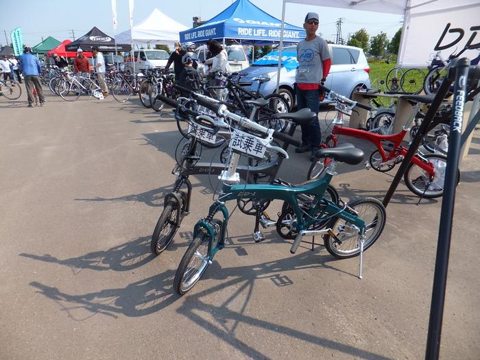 2012 北海道スポーツサイクルフェスティバル in つどーむにイコー! 2日目_c0226202_1935798.jpg