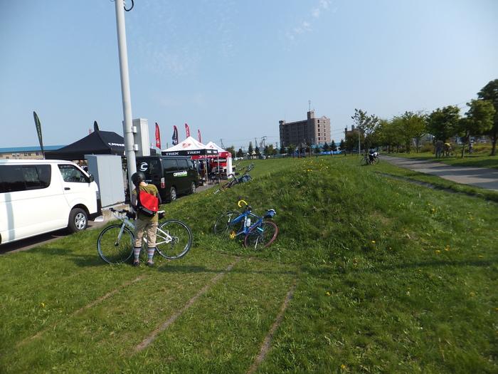 2012 北海道スポーツサイクルフェスティバル in つどーむにイコー! 2日目_c0226202_19463997.jpg