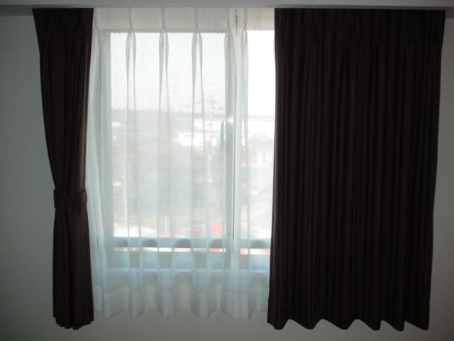 オーダーカーテン、フロアコーティング_e0243413_1532571.jpg