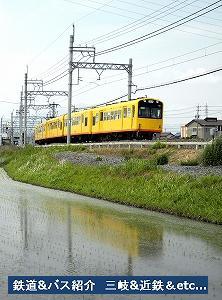 VOL,1958  『5/21 三岐鉄道北勢線 410列車』_e0040714_0113896.jpg