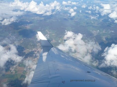 帰りは生後11箇月での空の旅_d0144726_730418.jpg