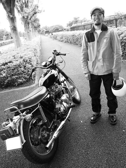 5COLORS「君はなんでそのバイクに乗ってるの?」#55_f0203027_11463752.jpg