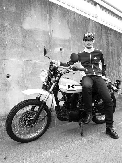 5COLORS「君はなんでそのバイクに乗ってるの?」#55_f0203027_11471768.jpg