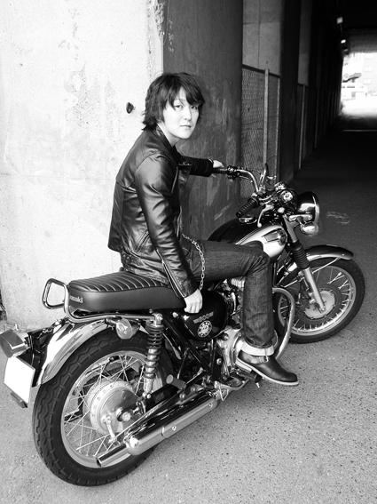 5COLORS「君はなんでそのバイクに乗ってるの?」#55_f0203027_11473442.jpg
