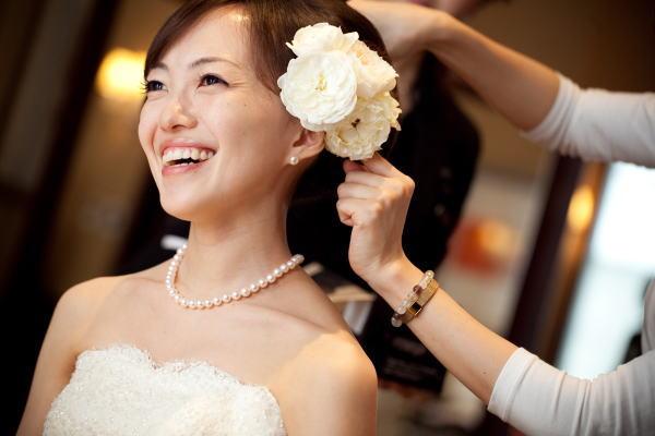 新郎新婦様からのメール 灯と、残る花  マンダリンオリエンタル東京さまへ_a0042928_23525684.jpg