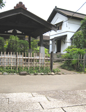 世田谷散歩 そのニ_f0001829_1424127.jpg