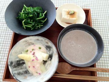 北海道の山菜2012年 ① 雪笹 いらくさ そして 二輪草_e0134337_13234520.jpg