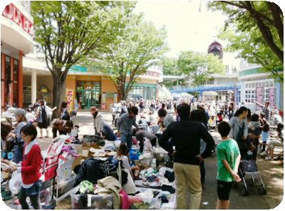 MOTTAINAIフリーマーケット@としまえん 開催報告!_e0105047_17442725.jpg
