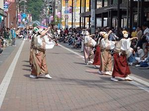 常陸国YOSAKOI祭りに行って参りました。_f0229750_9222520.jpg