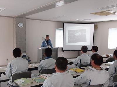 建設業労働安全衛生マネジメントシステム講習会を開催しました_f0151251_1943651.jpg