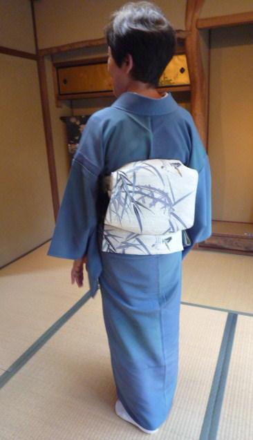 着付けのお稽古の帰りのお客様の綺麗な着姿2_f0181251_15411942.jpg