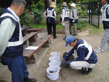 箱作小学校1年学習サポート」_c0108460_17114981.jpg