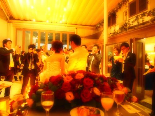 最新?結婚式に出席してきました。_b0224969_19165027.jpg