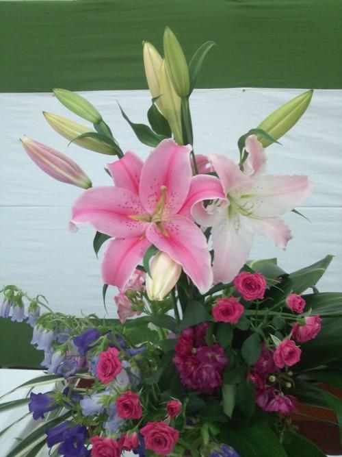 小原流、花展に行ってきました_e0097770_7472558.jpg