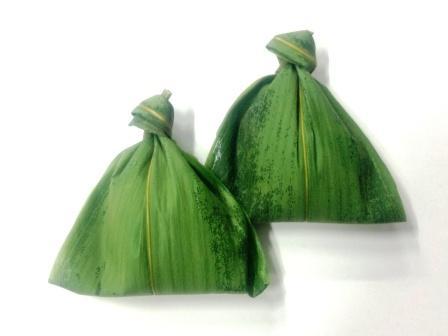 「京から届いた笹の香り」_a0138976_1946217.jpg