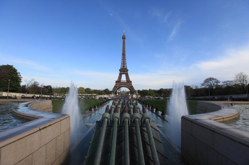 一番綺麗なエッフェル塔の眺め_c0187779_7224140.jpg