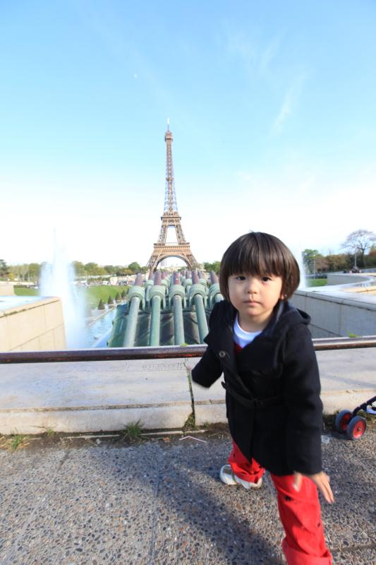 一番綺麗なエッフェル塔の眺め_c0187779_7225029.jpg
