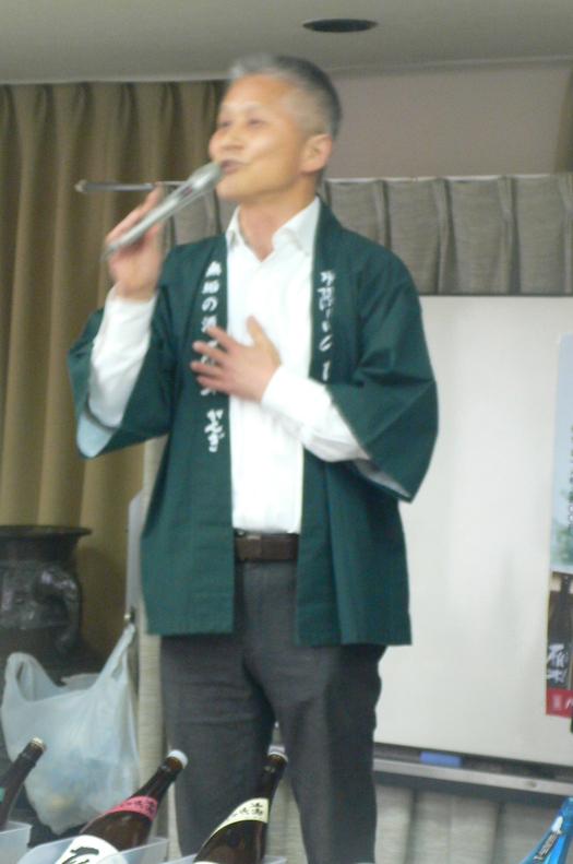 見事「神戸 雁木の会」に参加!_c0061686_6125087.jpg