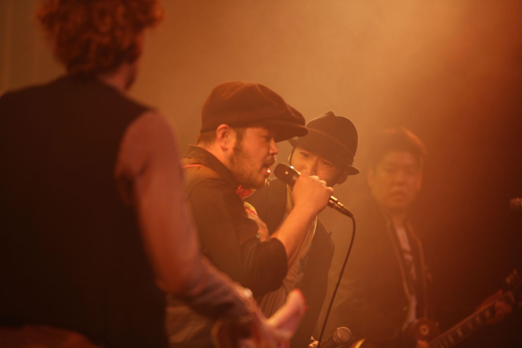 音を奏でる写真たち<KURO&S★G 東京編> part4_f0182998_22585072.jpg