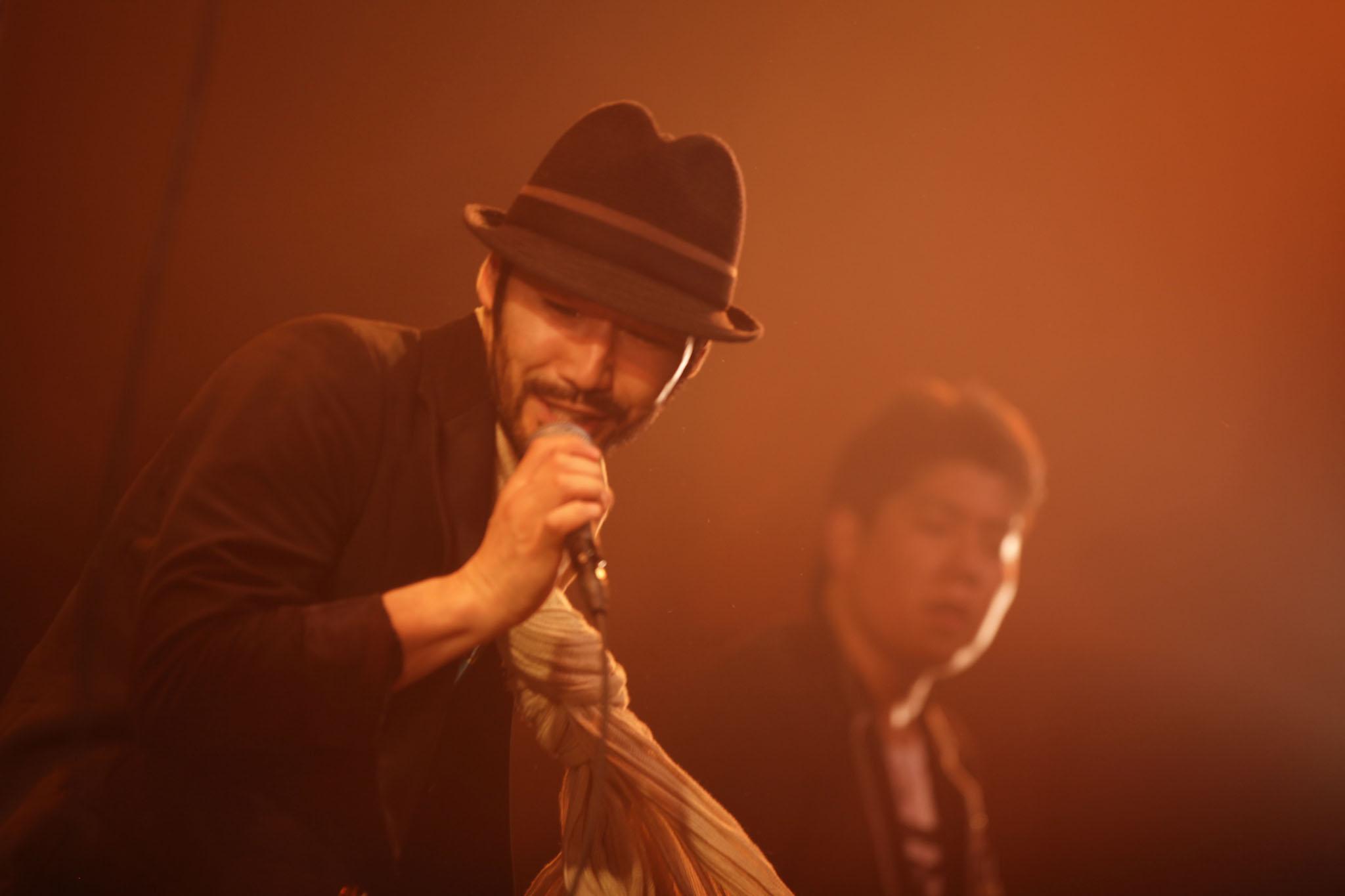 音を奏でる写真たち<KURO&S★G 東京編> part4_f0182998_23135738.jpg