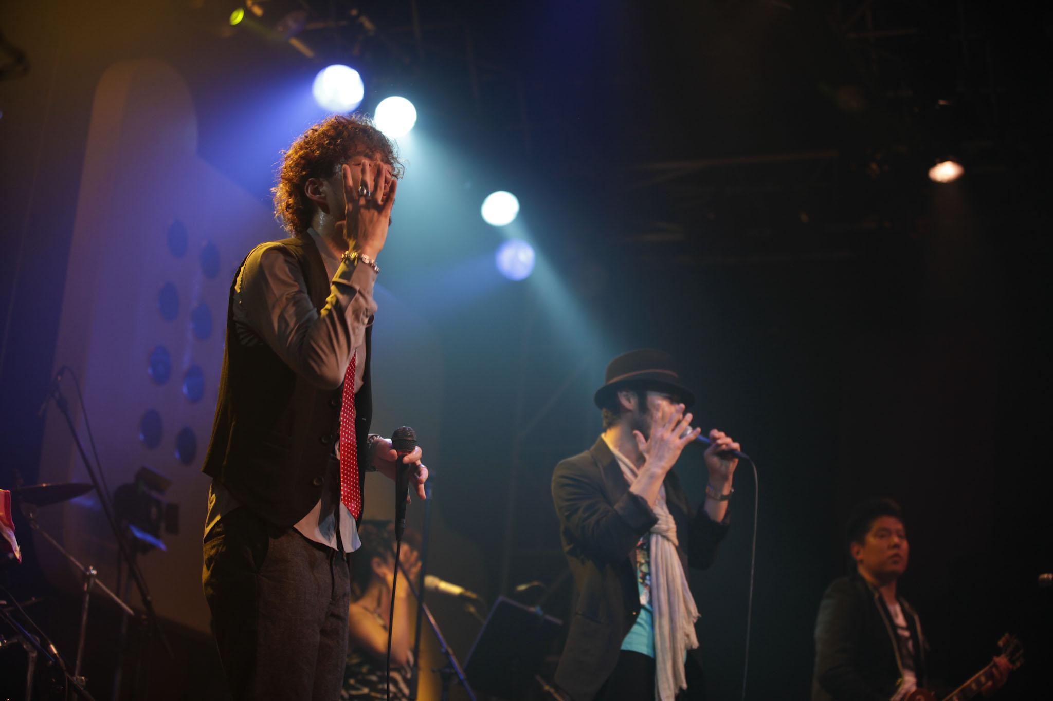 音を奏でる写真たち<KURO&S★G 東京編> part4_f0182998_23231085.jpg