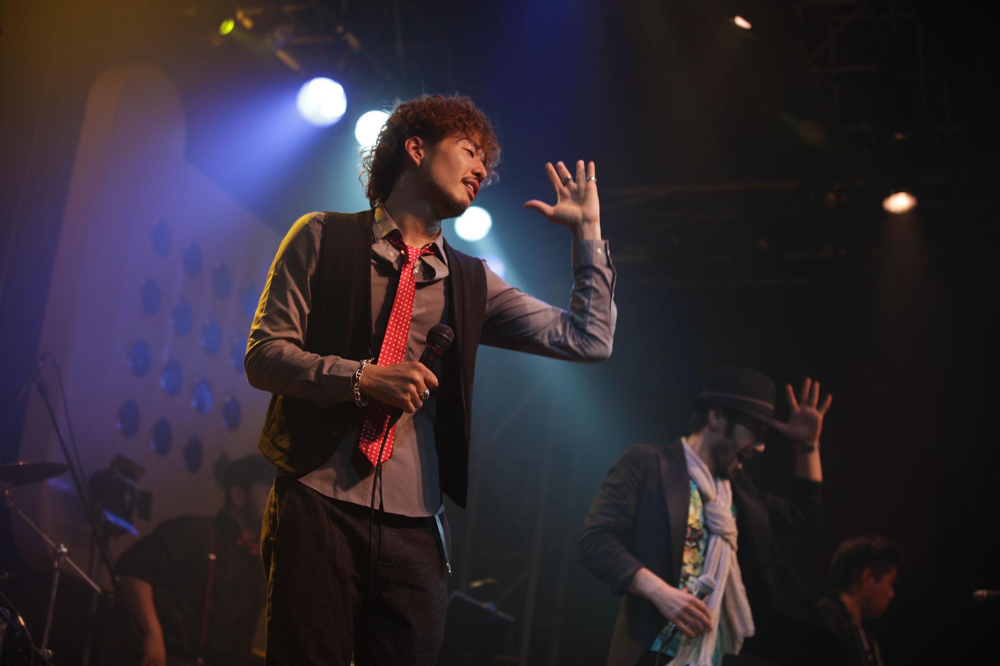 音を奏でる写真たち<KURO&S★G 東京編> part4_f0182998_2395387.jpg