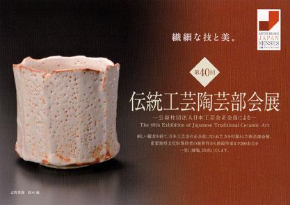 伝統工芸 陶芸部会展_c0081499_9585883.jpg