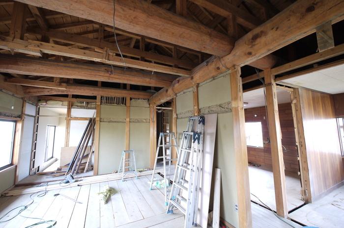 本格木造住宅大改造6 2期工事スタート_e0214805_10563010.jpg