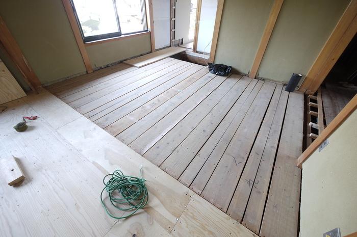 本格木造住宅大改造6 2期工事スタート_e0214805_1058508.jpg
