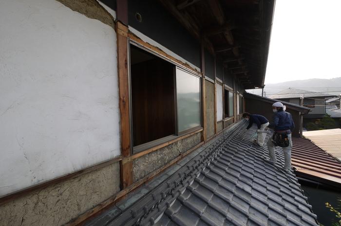 本格木造住宅大改造6 2期工事スタート_e0214805_115398.jpg