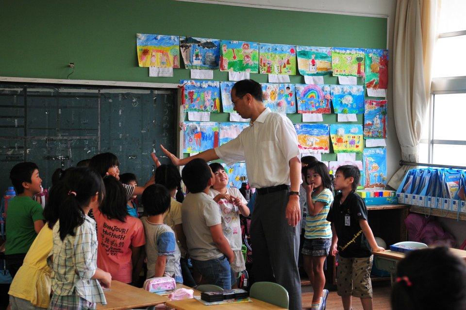 武雄小学校を訪問してきました_d0047811_2225395.jpg