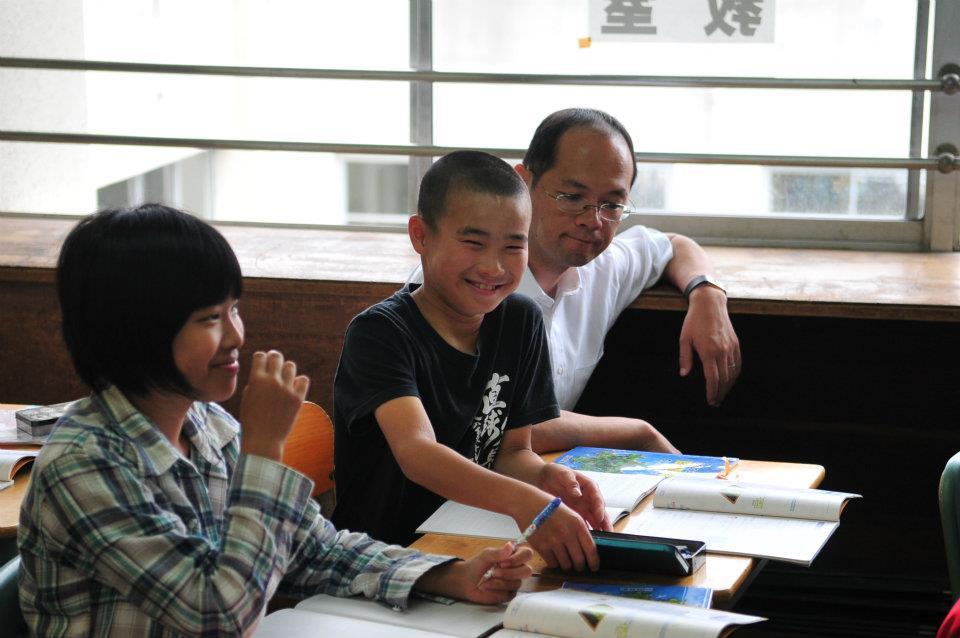 武雄小学校を訪問してきました_d0047811_22281083.jpg
