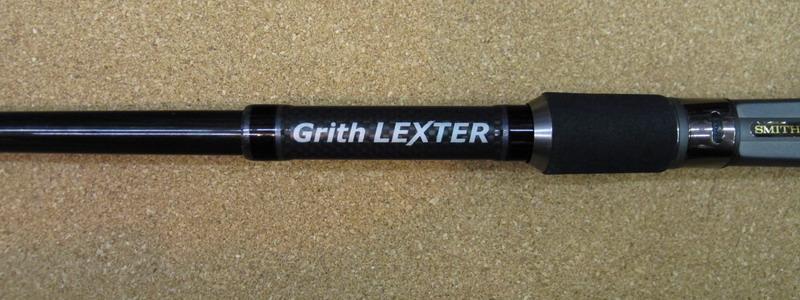 グリッドデザイン×スミス Grith LEXER  New Rod_a0153216_1211934.jpg