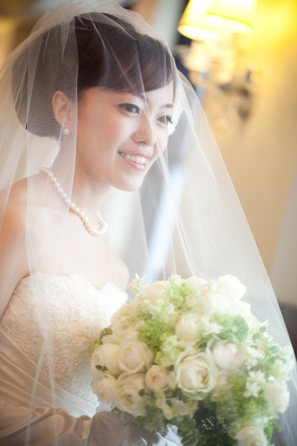 新郎新婦様からのメール 灯と、残る花  マンダリンオリエンタル東京さまへ_a0042928_0263274.jpg