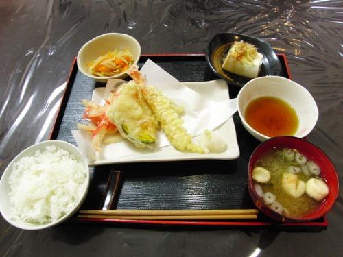お食事 ~ 天ぷら御膳 ~_e0222340_17592174.jpg