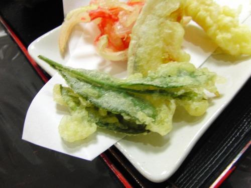 お食事 ~ 天ぷら御膳 ~_e0222340_1803642.jpg