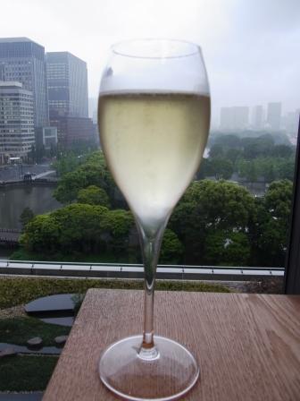 パレスホテル直営 日本料理「和田倉」にて趣ある空間でのひと時_a0138976_1584451.jpg