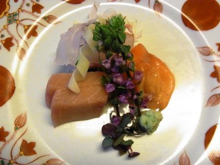 パレスホテル直営 日本料理「和田倉」にて趣ある空間でのひと時_a0138976_1594840.jpg