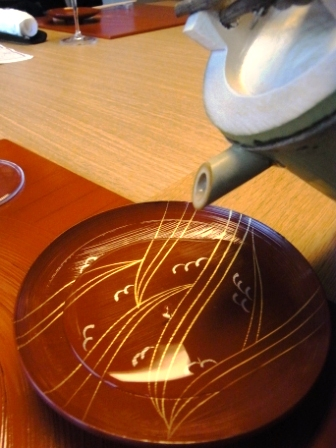 パレスホテル直営 日本料理「和田倉」にて趣ある空間でのひと時_a0138976_159521.jpg