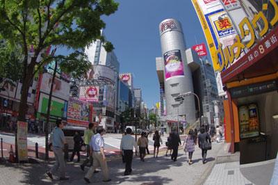 5月23日(水)今日の渋谷109前交差点_b0056983_10534515.jpg