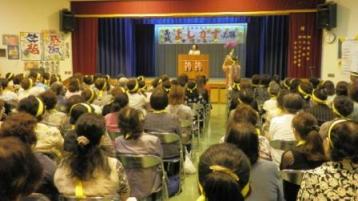 玉城よしかず県議が女性の集い_f0150886_14251894.jpg
