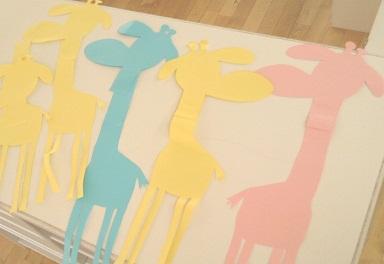 5月は Giraffe と Rainbow !!_a0267292_115634100.jpg