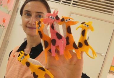 5月は Giraffe と Rainbow !!_a0267292_1202428.jpg
