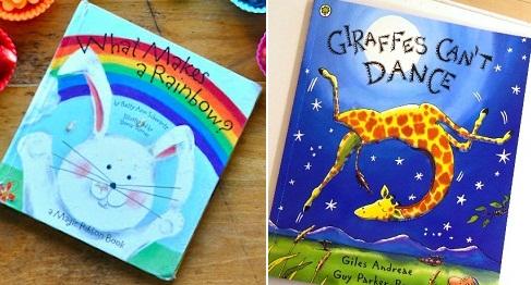 5月は Giraffe と Rainbow !!_a0267292_1231713.jpg