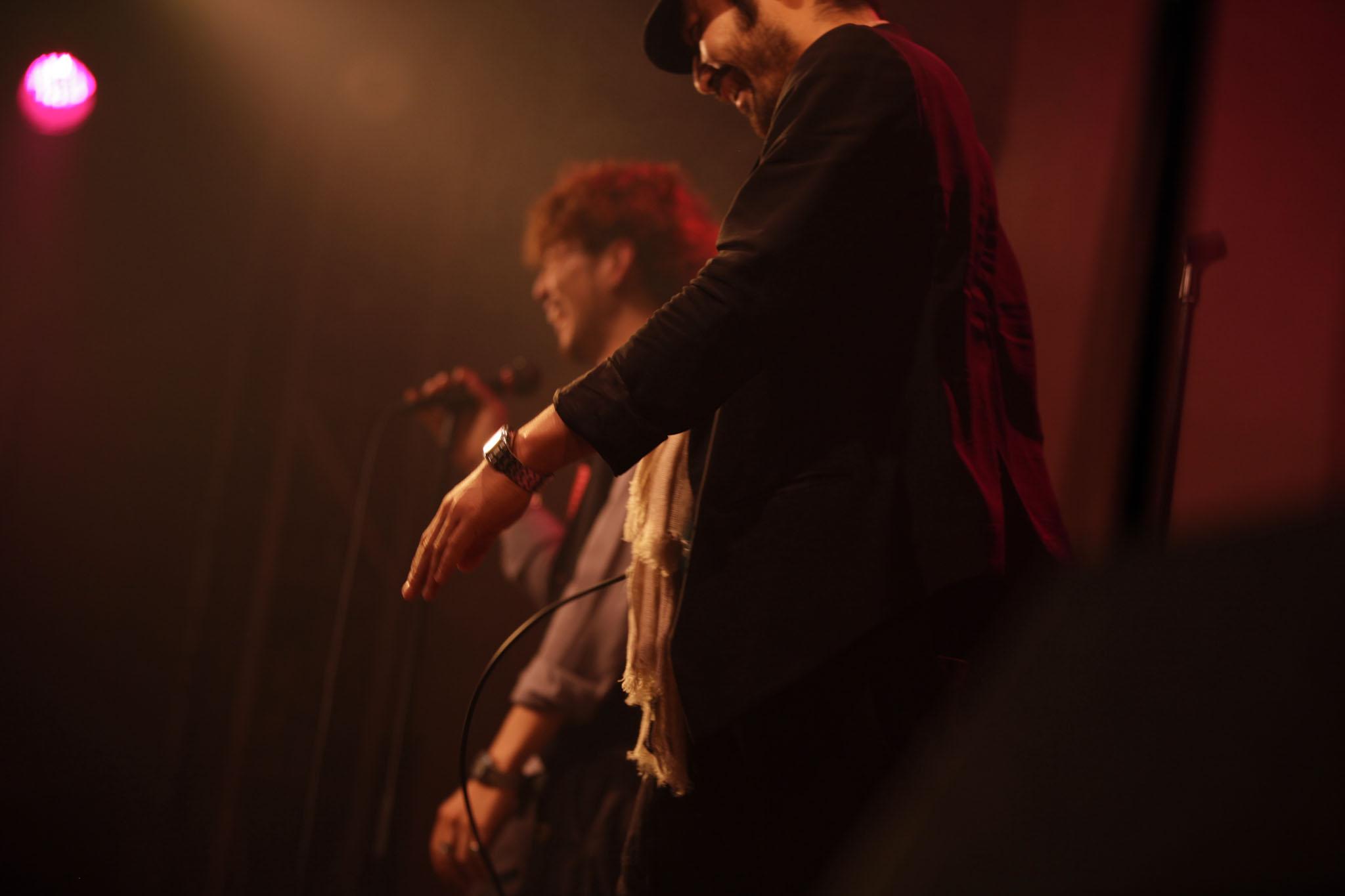 音を奏でる写真たち<KURO&S★G 東京編> part6_f0182998_10124314.jpg