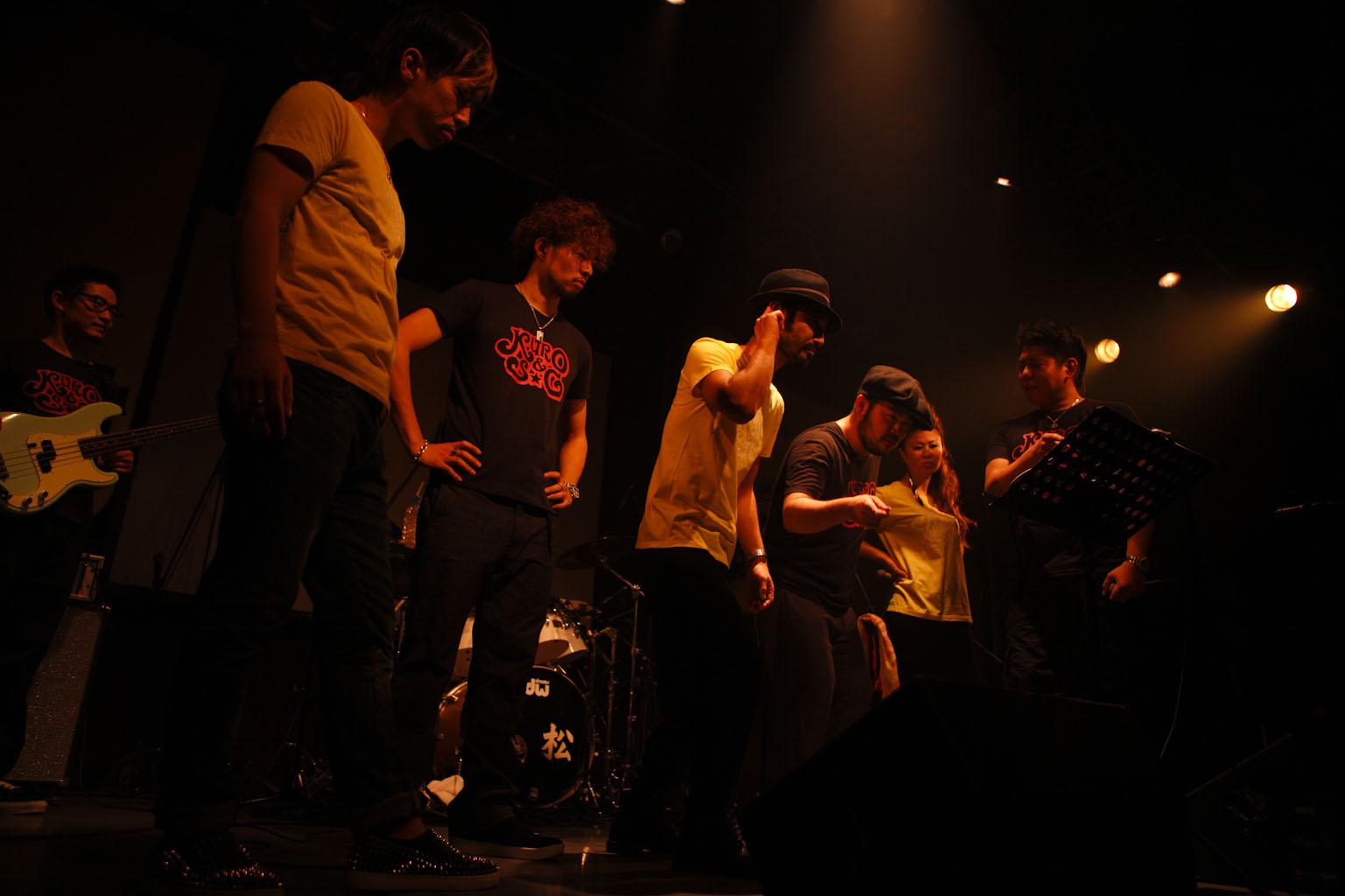 音を奏でる写真たち<KURO&S★G 東京編> part8_f0182998_11243282.jpg