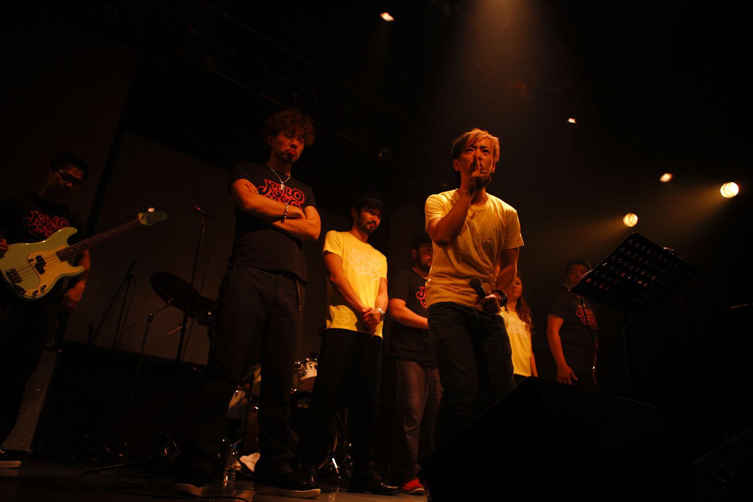 音を奏でる写真たち<KURO&S★G 東京編> part8_f0182998_11282171.jpg