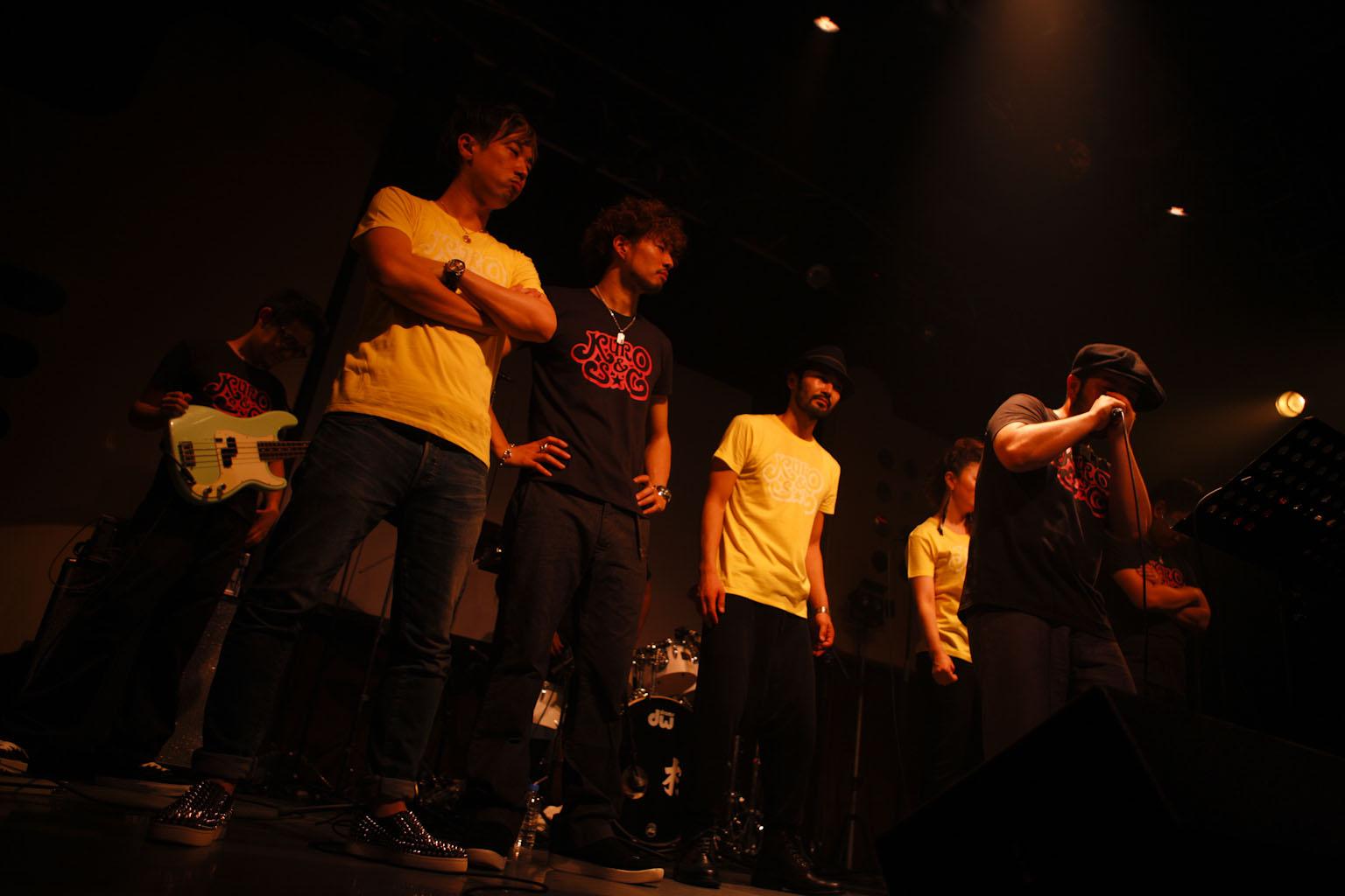 音を奏でる写真たち<KURO&S★G 東京編> part8_f0182998_1132265.jpg