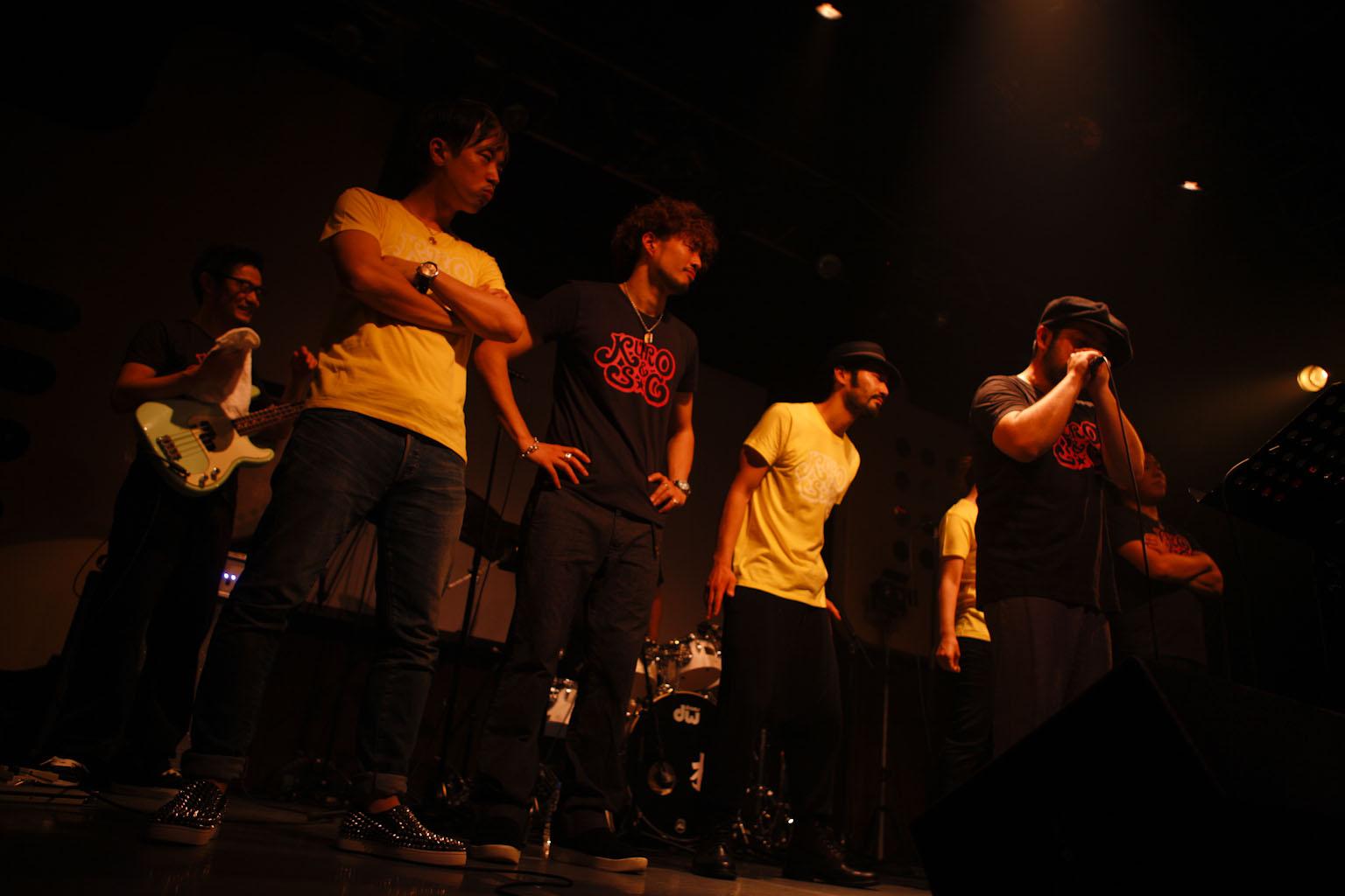 音を奏でる写真たち<KURO&S★G 東京編> part8_f0182998_1133965.jpg